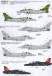 X48114 1/48 RAF Anniversary Update 2011/12 (4) decals 100th Anniversary 3 Sqn